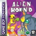 Carátula de Alien Hominid para Game Boy Advance