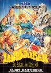 Carátula de Landstalker: The Treasures of King Nole para Mega Drive