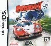 Carátula de Burnout Legends para Nintendo DS