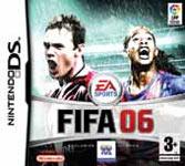 Carátula de FIFA 06 para Nintendo DS