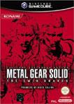 Carátula de Metal Gear Solid: The Twin Snakes para GameCube