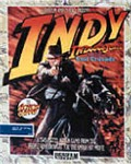 Carátula de Indiana Jones and the Last Crusade para Commodore 64