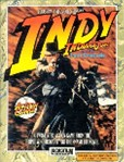 Carátula de Indiana Jones and the Last Crusade para Amstrad