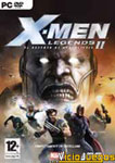 Carátula de X-Men Legends II: El Ascenso de Apocalipsis para PC
