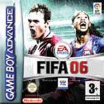 Carátula de FIFA 06 para Game Boy Advance