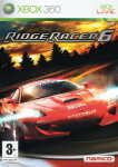 Carátula de Ridge Racer 6