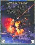 Carátula de Star Wars: Rebel Assault II para PC