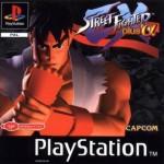 Carátula de Street Fighter EX Plus Alpha