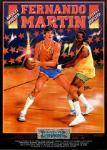 Carátula de Fernando Martín Basket Master para Spectrum