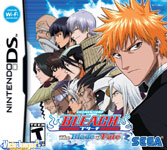Carátula de Bleach: The Blade of Fate