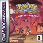 Carátula de Pokémon Mundo Misterioso: Equipo de Rescate Rojo
