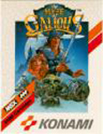 Carátula de Knightmare II: The Maze of Galious