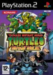 Carátula de Teenage Mutant Ninja Turtles: Mutant Melee para PlayStation 2