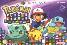 Carátula de Pokémon Puzzle League para Nintendo 64