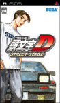 Carátula de Initial D: Street Stage para PlayStation Portable