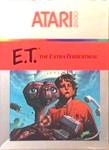 Carátula de E.T : El extraterrestre