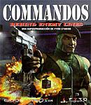 Carátula de Commandos: Behind Enemy Lines