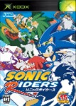 Carátula de Sonic Riders para Xbox