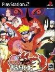 Carátula de Naruto: Narutimate Hero 3