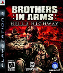 Carátula de Brothers in Arms: Hell's Highway para PlayStation 3