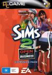 Carátula de Los Sims 2: Abren negocios