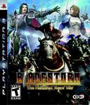 Carátula de BladeStorm: La Guerra de los Cien Años para PlayStation 3