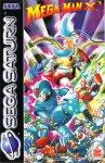Car�tula de Megaman X3 para Saturn