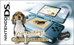 Carátula de Nintendogs: Best Friends Version para Nintendo DS
