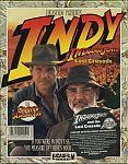 Carátula de Indiana Jones and the last crusade para Amiga
