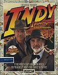 Carátula de Indiana Jones and the last crusade para Atari 8 bits