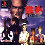 Carátula de Tekken 2 para PSOne