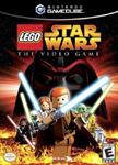 Carátula de Lego Star Wars: El Videojuego para GameCube