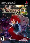 Carátula o portada EEUU del juego Disgaea 2: Cursed Memories para PlayStation 2