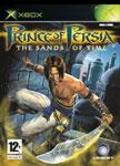 Car�tula de Prince of Persia: Las Arenas del Tiempo para Xbox