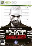 Carátula de Splinter Cell: Double Agent para Xbox 360