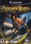 Carátula de Prince of Persia: Las Arenas del Tiempo para GameCube