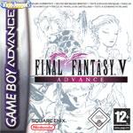 Carátula de Final Fantasy V