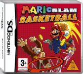 Carátula de Mario Slam Basketball