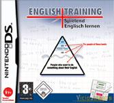 Carátula de English Training: Disfruta y Entrena Tu Inglés para Nintendo DS