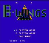 Carátula de B-Wings