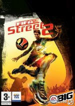 Car�tula de FIFA Street 2 para PlayStation Portable