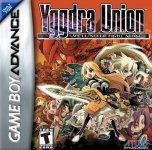 Carátula de Yggdra Union: We'll Never Fight Alone para Game Boy Advance