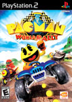 Carátula de Pac-Man World Rally para PlayStation 2