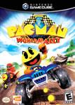 Car�tula de Pac-Man World Rally para GameCube