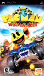 Carátula de Pac-Man World Rally para PlayStation Portable