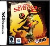 Carátula de FIFA Street 2 para Nintendo DS
