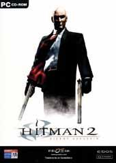 Car�tula de Hitman 2: Silent Assassin para PC
