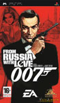 Carátula de James Bond 007: Desde Rusia con Amor