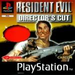 Carátula de Resident Evil Director's Cut para PSOne