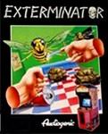 Carátula o portada Europea del juego Exterminator para Amstrad